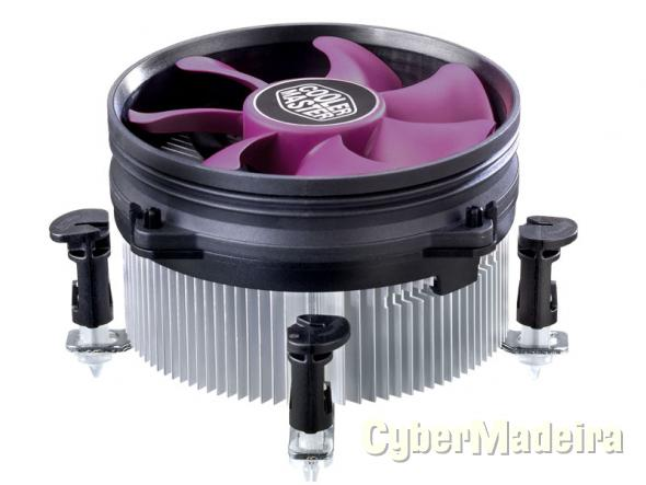 Cooler 3-Pin De 66MM Intel