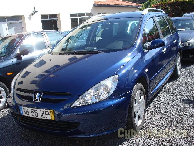 PEUGEOT 307 SW 1.6 Hdi - 7 Lugares Gasóleo