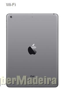 Ipad air wi-fi 64 gb - cinzento sideral IOS 12.1.4Apple
