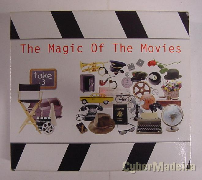 Pack de três cd\'s the magic of the movies