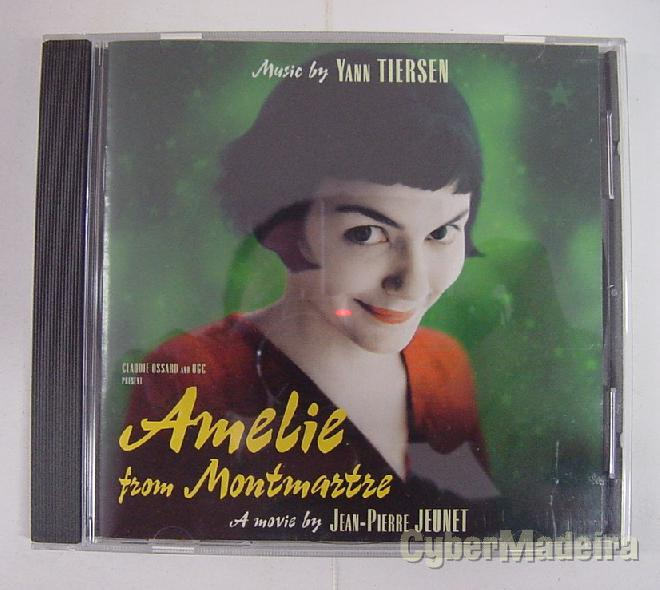 Cd ost amelie from montmartre