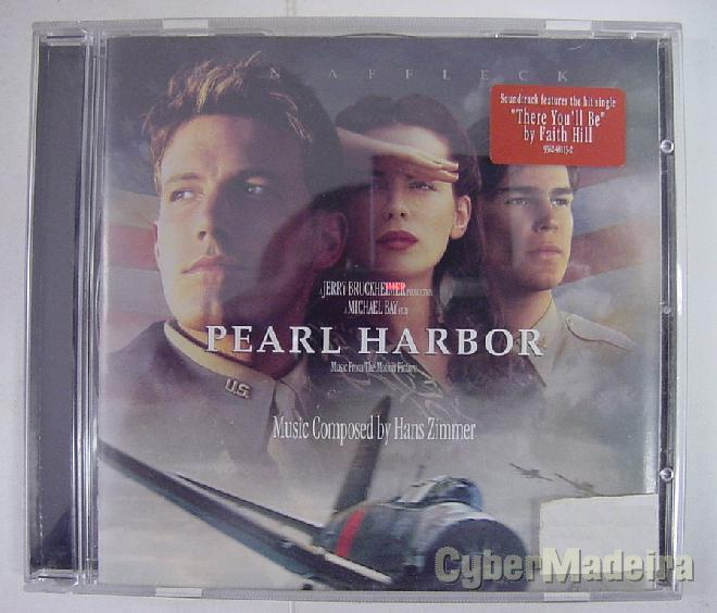Cd ost pearl harbor