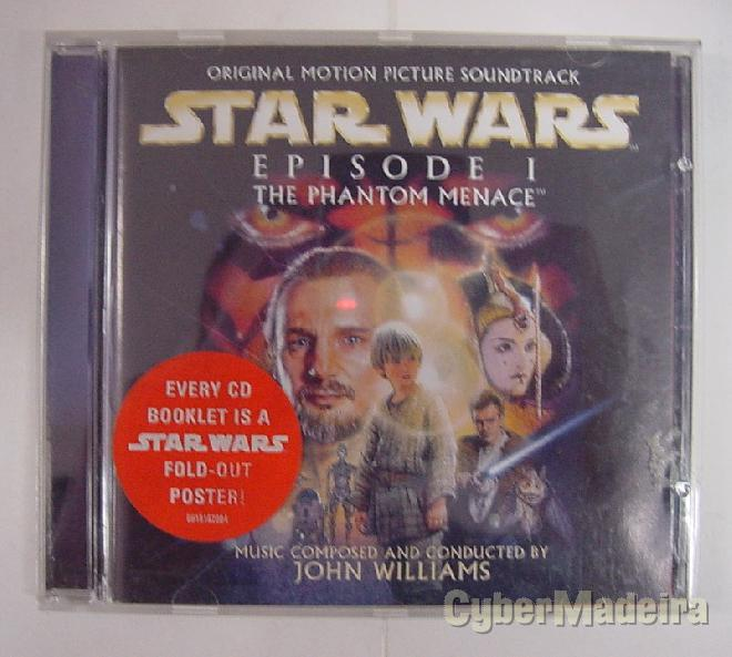 Cd ost star wars episode I