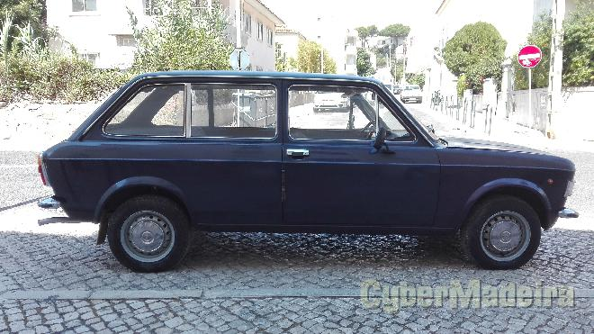 FIAT 124 128 carrinha Gasolina