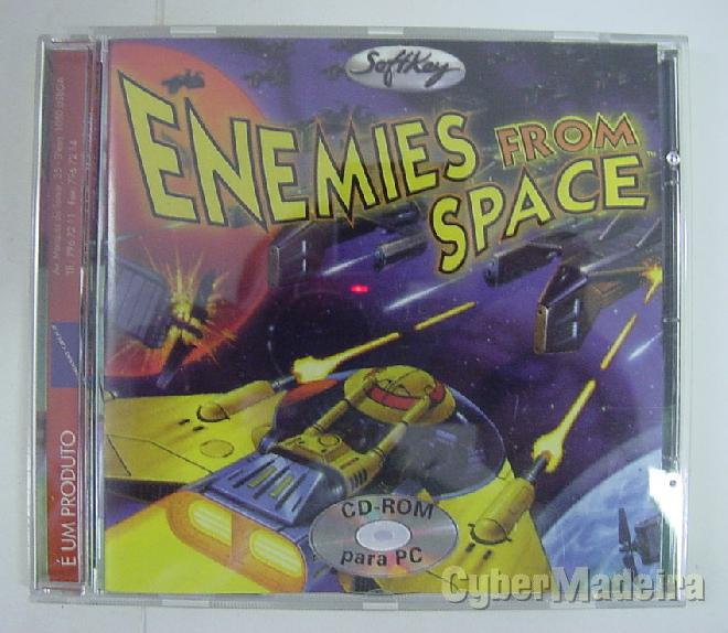 Jogo para pc enemies from space