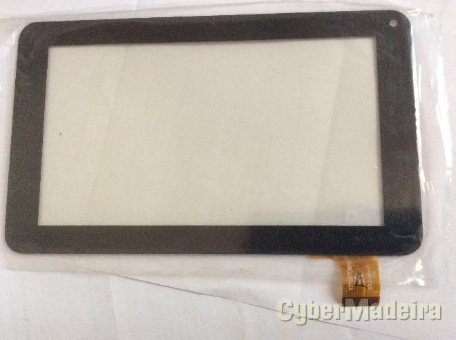 Vidro tátil   touch screen tablet 7  Y7Y007 Outras