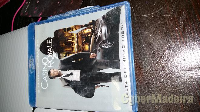 Casino royal bluray disc