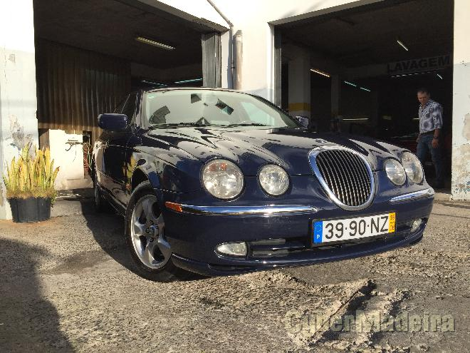 JAGUAR S-TYPE 3.0 V6 Gasolina