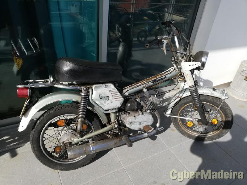Casal Combo 50 cc Scooter
