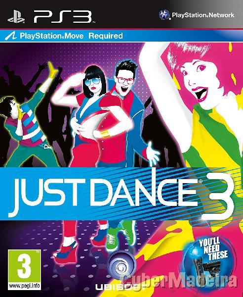 Compro Juste dance ps 3 Outros