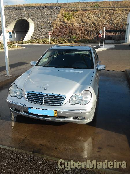 MERCEDES C kompressor Gasolina