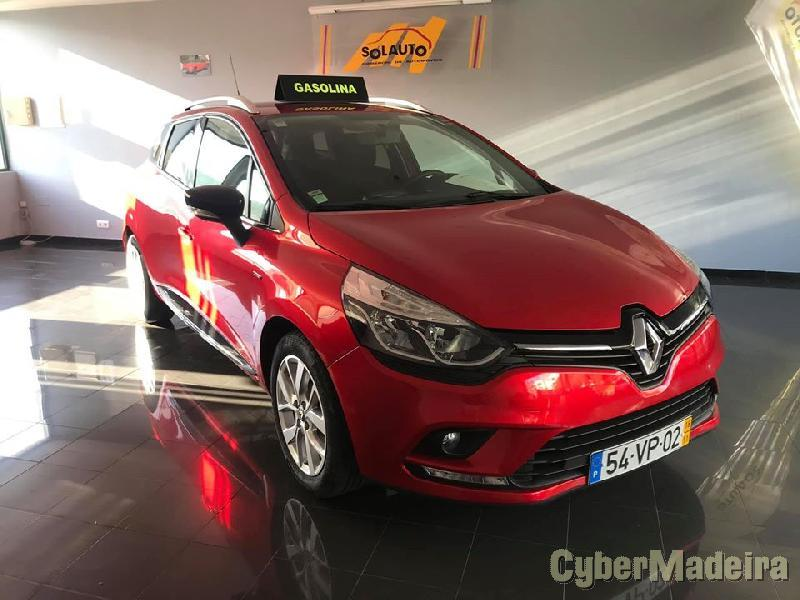 RENAULT CLIO LIMITED Gasolina
