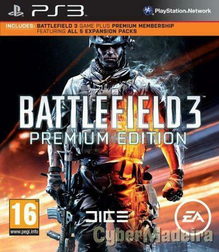 Battlefield 3 Premium Edition (PS3) Guerra