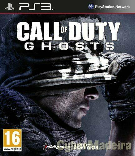 Call of Duty: Ghosts (Sony PlayStation 3 2013) Guerra