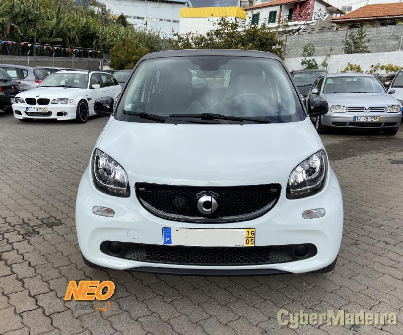 SMART FORFOUR . Gasolina