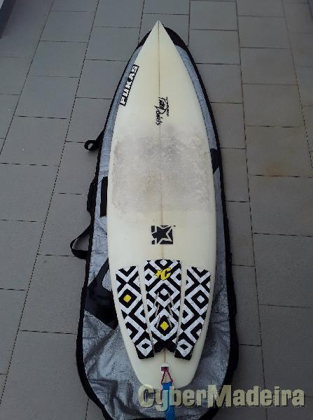 "Prancha de Surf 6.2 ""SHAPED BY PETER DANIELS"""