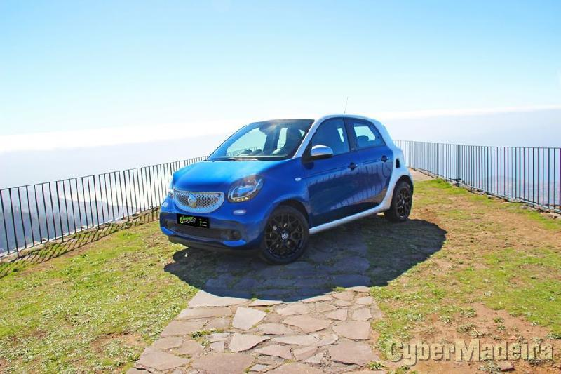SMART FORFOUR Passion Gasolina