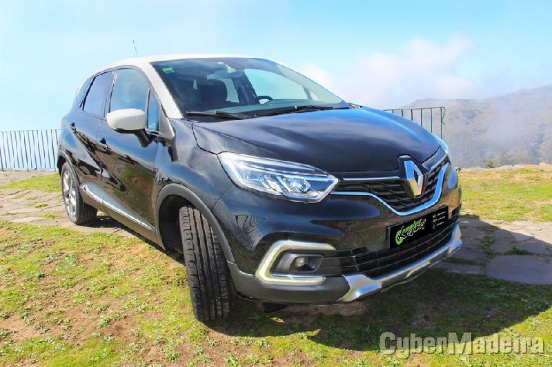 RENAULT CAPTUR Exclusive Gasolina