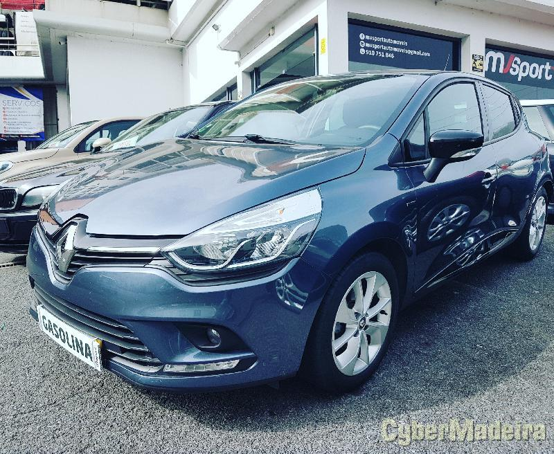 RENAULT CLIO TCe Limited Gasolina