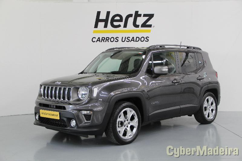 JEEP RENEGADE Limited 1.0T Gasolina