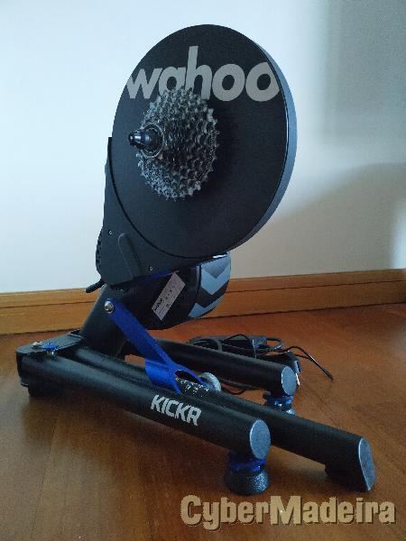 Wahoo KICKR SMART TRAINER 2018