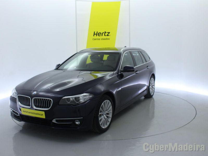 BMW Serie 5 520d TOURING LINE LUXURY 2.0 Gasóleo