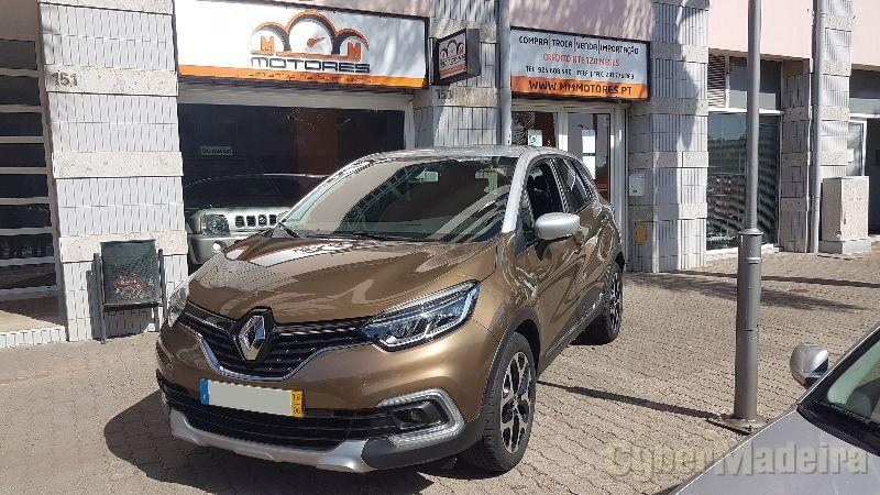 RENAULT CAPTUR TCE Exclusive Gasolina