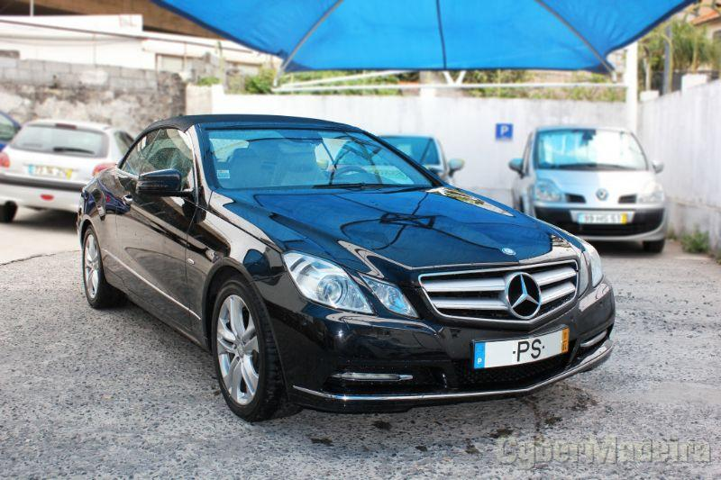 MERCEDES 250 Cabrio CDI BLUE EFFICIENCY E2502 143 cc Gasóleo