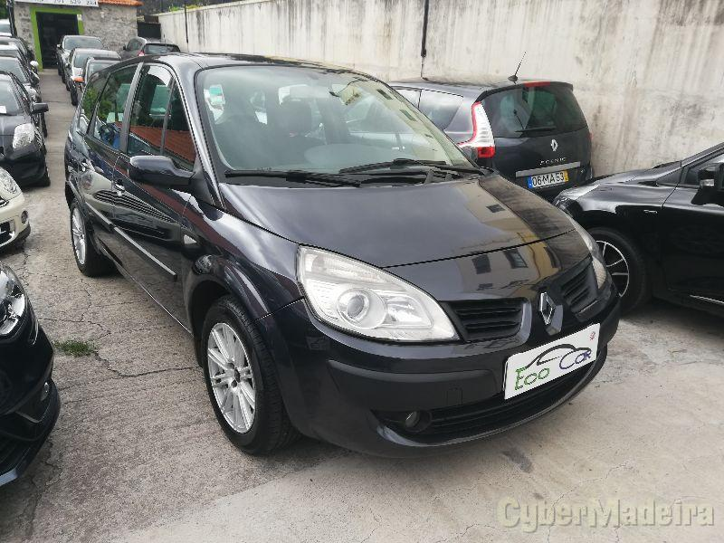 RENAULT SCENIC 1.5 DCI - 7 LUGARES Gasóleo