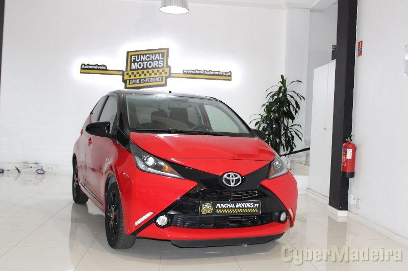 TOYOTA AYGO 1.0  X-Play Plus X-Touch Gasolina