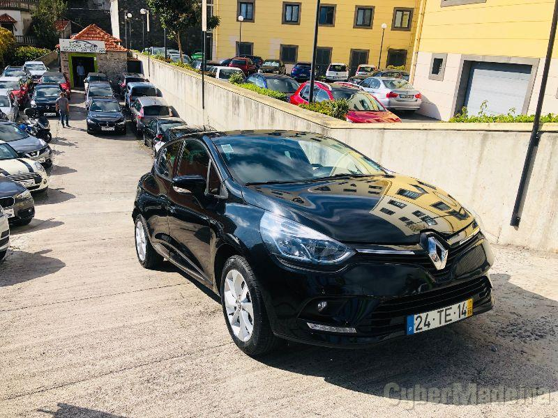 RENAULT CLIO 1.5 DCI Limited Gasóleo