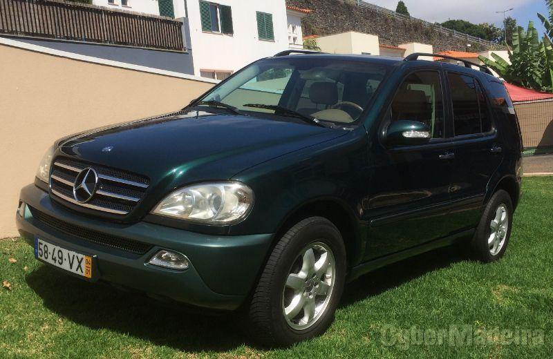 MERCEDES ML 400 Gasóleo