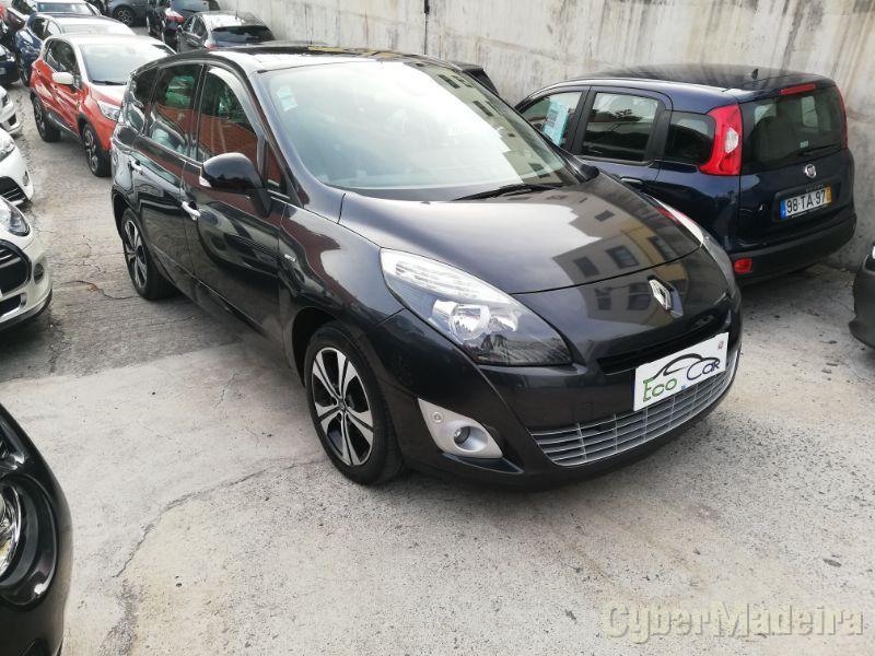RENAULT SCENIC 1.5 DCI Boss Edition - 7 lugares Gasóleo