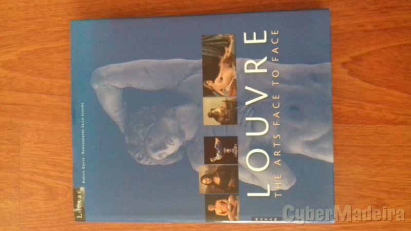 Livro Louvre, The Arts Face To Face