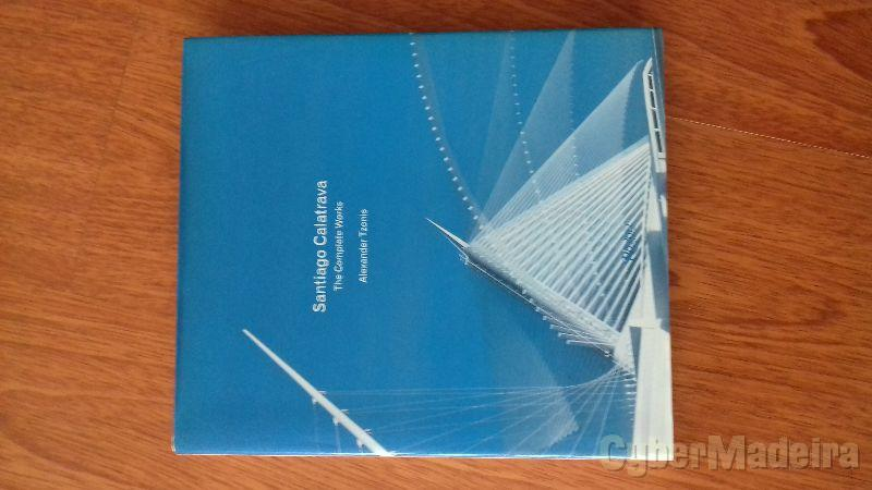 Livro Santiago Calatrava, The Complete Works