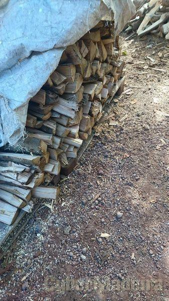 Firewood for sale in Madeira island and log splitting service