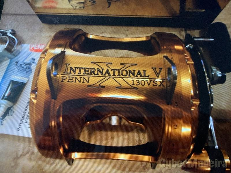 PENN INTERNATIONAL 130VSX