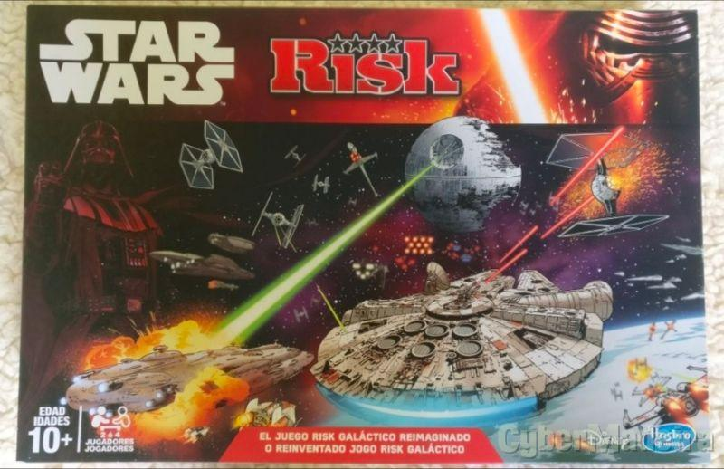 Risk: Star Wars Edition PT