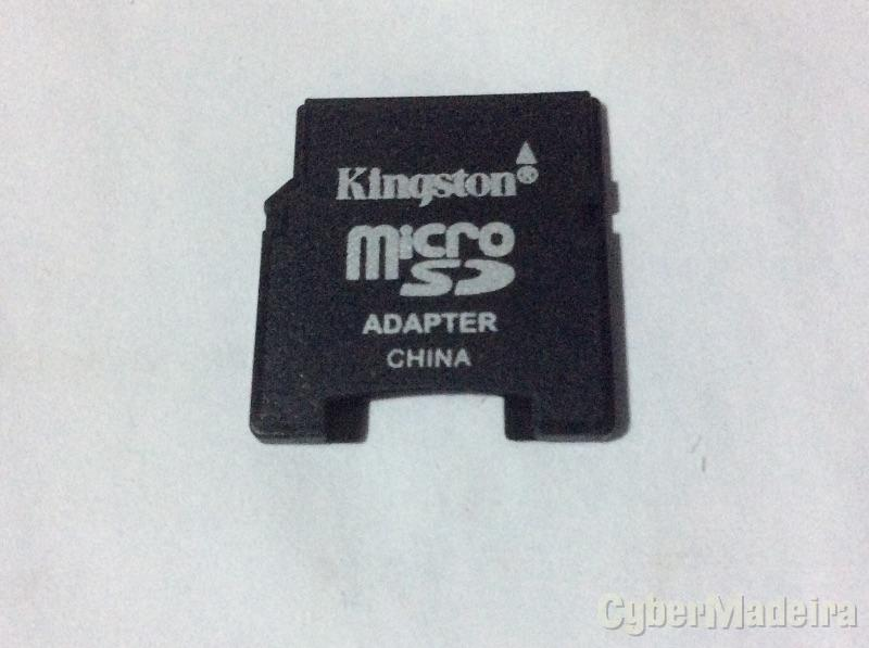 Adaptador micro Sd para mini Sd