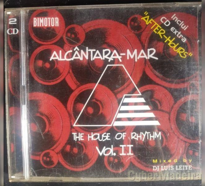 Alcântara-Mar - The House Of Rhythm Vol. II