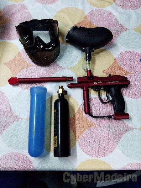 Equipamento paintball