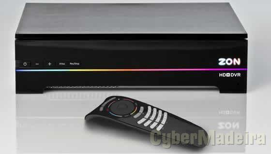 BOX  ZON  HD+DVR