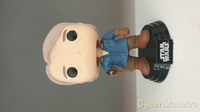 Pop Figure - Han Solo (Snow Gear)