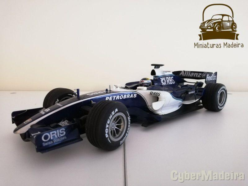 Miniatura Williams F1 1/18