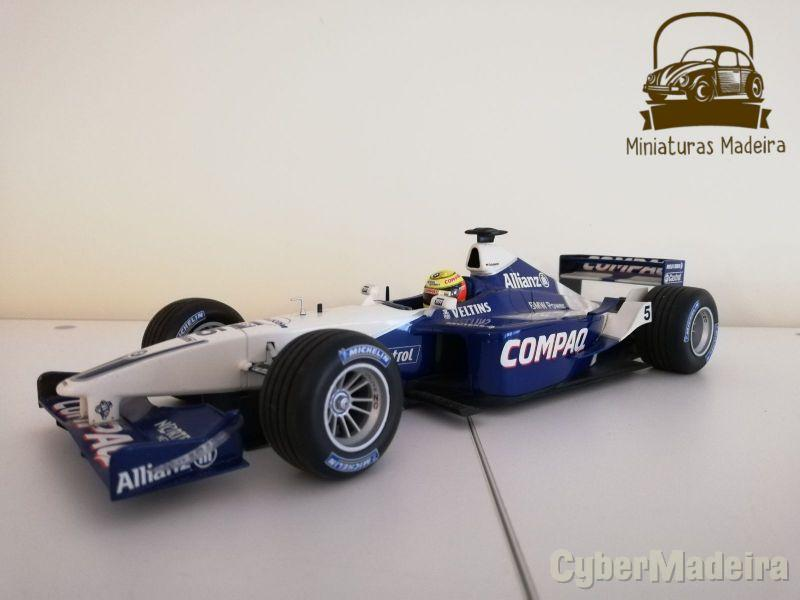 Miniatura Williams FW23 1/18