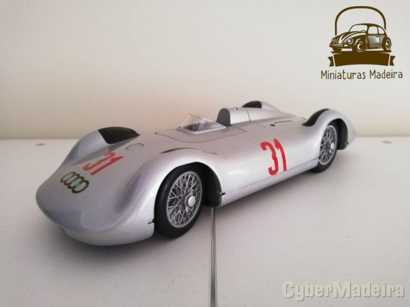 Miniatura Auto Union Type C 1/18