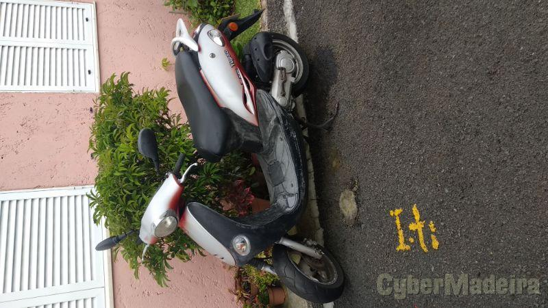 Kymco Yup 50 cc Scooter