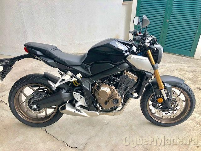 Honda CB 650 R ABS 650 cc Supersport