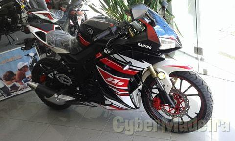 Mcycles R9 125 125 cc Supersport