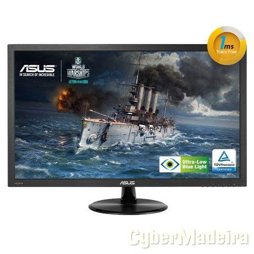 Monitor Gaming ASUS VP278H - 27\\\\\\\'\\\\\\\' FHD com pouco uso
